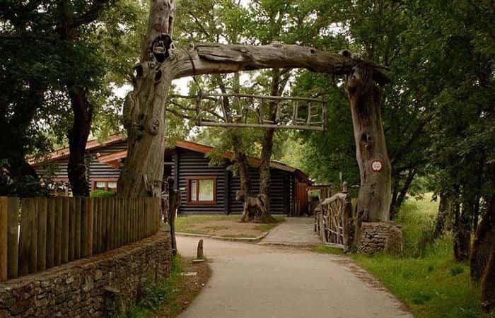 Marcelle Natureza puerta de entrada